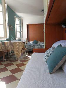 Monolocale per vacanze a Moneglia