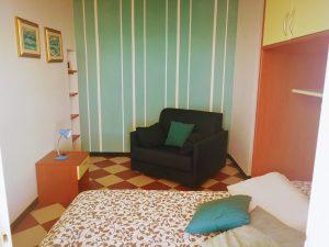 Bilocale per 5/6 persone per vacanze a Moneglia